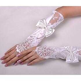 Elbow Length Wedding/Party Glove