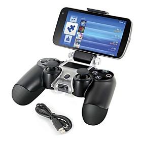 Smartphone Halterung Lagerhalter Ladekabel fur PS4-Steuerung Gamepad