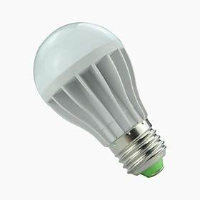 3W E26/E27 LED-bollampen A50 15 SMD 2835 270 lm Warm wit / Koel wit AC 12 V 1 stuks