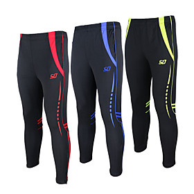 Running Pants/Trousers/Overtrousers / Leggings / Tights / Bottoms Men's Breathable / Wearable / Static-free PolyesterYoga / Boxing /