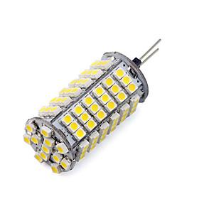 1 pcs G4 12W 120X SMD 3528 1200LM 2800-3500/6000-6500K Warm White/Cool White Corn Bulbs DC 12V