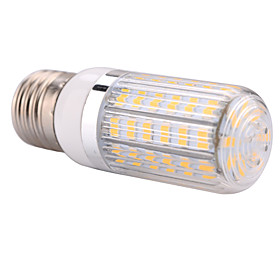 1 pcs E26/E27 12 W 60 X SMD 5730 1200 LM 2800-3200/6000-6500 K Warm White/Cool White Corn Bulbs AC 220-240/AC 110-130 V