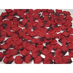 Bouquet sposa Forma libera Rose Decorazioni Matrimonio Partito / sera Seta