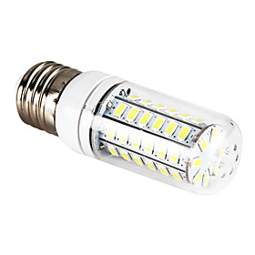 12W E14 / G9 / E26/E27 LED Corn Lights T 56 SMD 5730 1200 lm Warm White / Cool White AC 220-240 V