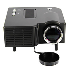 ZHG Home Theater Projector 48Lux Lumens QVGA (320x240) LCD UC28