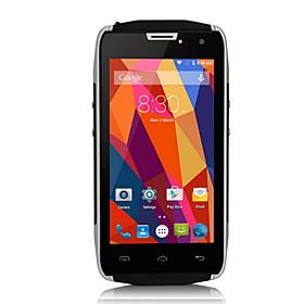 DOOGEE DOOGEE TITANS2 DG700 4.5 Android 5.0 3G-Smartphone (Dual SIM Quad Core 8 MP 1GB 8 GB Schwarz)