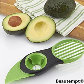 1 Piece Cutter  Slicer For Fruit Plastic Creative Kitchen Gadget / High Quality / Multifunction