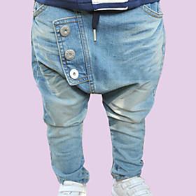Pantalons - BOY - Micro-élastique - Mince