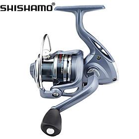 SHISHAMO BASIC 1000 5.1:1, 6 Ball Bearings Spinning Fishing Reel, Right  Left Hand Exchangable