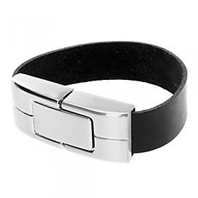 coolen schwarzen Armband usb 2.0 Gedachtnisstock-Flash-Stick 1GB