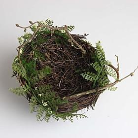 nest set 1 grote hoge kwaliteit kunstmatige vogel