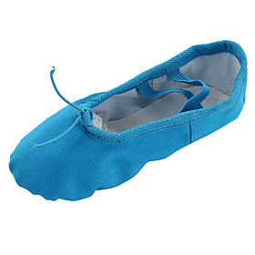 Women's Dance Shoes Canvas Belly Shoes / Ballet Shoes / Yoga Flat Flat Heel Non Customizable Blue / Indoor Category:Yoga,Ballet Shoes,Belly Shoes,Gymnastics; Upper Materials:Canvas; Lining Material:Fabric; Heel Type:Flat Heel; Style:Flat; Outsole Materials:Suede; Occasion:Indoor; Closure Type:Gore; Customized Shoes:Non Customizable; Listing Date:06/16/2015; Foot Length:; SizeChart1_ID:2:468; Size chart date source:Provided by Supplier.; Base Categories:Dance Shoes,Shoes,Apparel  Accessories; Popular Country:United States