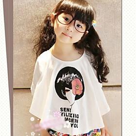 Tee-shirts - GIRL - Micro-élastique - Moyen