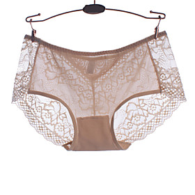 Women Lace Shaping Panties Panties (L-XXL)