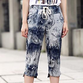 Pantalons pour Femmes  ( Lin Fin