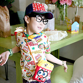 Tee-shirts - BOY - Micro-élastique - Moyen