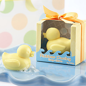 Rubber Duckie Bubble Bath Soap Baby Shower