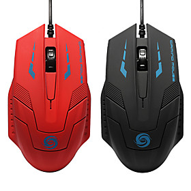 Get 2015 neue Ankunft 3200 dpi 3-Tasten-LED-optische USB-Maus Gamer-Mause Computer-Maus Gaming-Maus fur Pro-Gamer Before Special Offer Ends