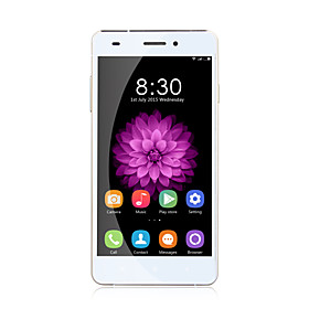 OUKITEL OUKITEL U2 5.0 Android 5.1 4G Smartphone (Dual SIM Quad Core 8 MP 1GB 8 GB Schwarz \/ Wei)