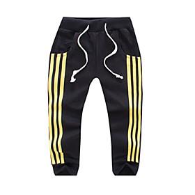 Pantalones Boy - Invierno / Primavera / Oto? Algod? Poli?er - Manga Larga