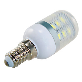 1 pcs E14 / E26/E27 9 W 24 SMD 5730 810 LM Warm White / Cool White LED Corn Bulbs AC 220-240 / AC 110-130 V