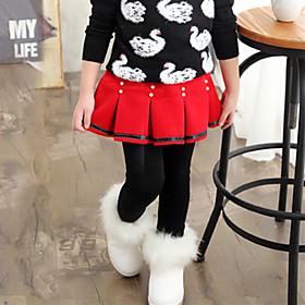 Pantalones Chica de - Invierno / Oto? Algod? Sin Mangas