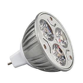 9W MR16 900LM Warm/Cool Light Lamp LED Spot Lights(12V)