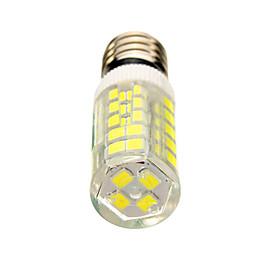 1 pcs E14 / G9 / G4 / E12 8 W 51 SMD 2835 720 LM Warm White / Cool White LED Corn Bulbs AC 220-240 V