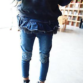 Pantalones Chica de - Invierno / Oto? Denim - Sin Mangas