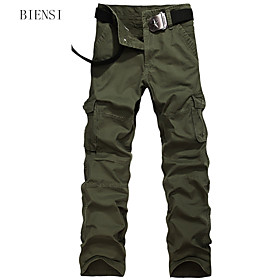 Image of More than 2015 of men's pants pocket loose trousers Korean fashion outdoor sports men's trousers