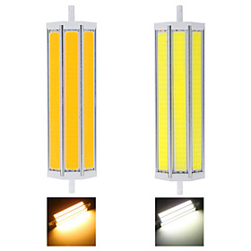 1 pcs R7S 30W COB 189MM 2500 LM Warm White / Cool White LED Corn Bulbs AC 85-265 V