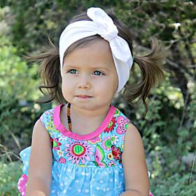 Kid's Cute Rabbit Ears Elastic Headband