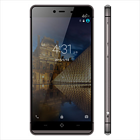 kingzone K2 5.0 Android 5.1 4G Smartphone (Dual SIM Octa Core 13 MP 3GB 16 GB Schwarz \/ Wei)