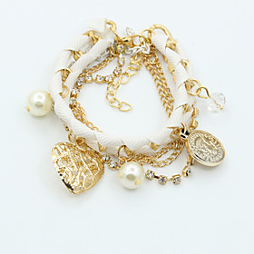 KAILA Women's New Fashion Vintage / Cute / Party  Casual Gold Plated Simple ..