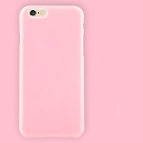 $ifashion ροζ χρώμα το κορίτσι μοτίβο σιλικόνης μαλακή θήκη για το iPhone 6s 6 συν