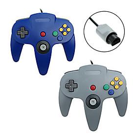 # - N64 - PS/2 - Металл / ABS - Джойстики - Игровые манипуляторы - Nintendo Wii