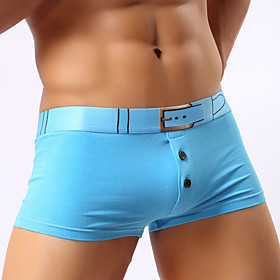 Men's Cotton Boxers/Sexy Underwear