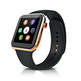 Smart Watch a9 mit Herzfrequenz fur Apple iPhone 5 5s 6 sowie samsung Huawei HTC Android-Smartphone