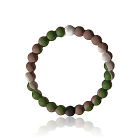 Wildlife Classic Bracelets Bead Mud from Dead Sea Water from Mount Everest