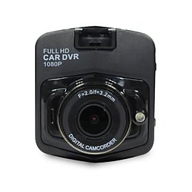 AUTO-DVD- - G-Sensor / Weitwinkel / 1080P / Anti-Shock / Standbild-Aufnahme - 12.0 MP CMOS - 4000 x 3000