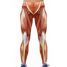 Dun - Polyester / Spandex - Legging - Vrouw - Legging