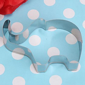Elephant Animal Cookie Cutter Stainless Steel Cake Baking Biscuit Pastry Mould 5632251