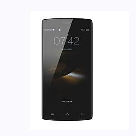 HT7 pro 5.5 Android 5.1 4G Smartphone (Dual - SIM Quad Core 13 MP 2GB 16 GB Schwarz \/ Silber)