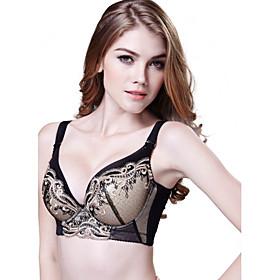 Infanta Basic Bras Nylon / Spandex Black - B8078