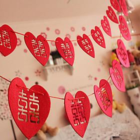 Eco-Vriendelijk Materiaal Wedding Decorations-1piece / Set Niet-gepersonaliseerd