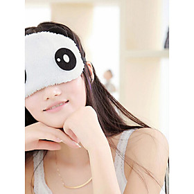 Mask Travel Eye Mask / Sleep Mask Sleep mask Portable Wearable Comfortable Travel Rest 1pc for Travel Traveling
