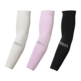 Arm Warmers Bike Breathable / Ultraviolet Resistant / Anti-Insect / Anti-Eradiation / Sweat-wicking UnisexWhite / Light Gray / Black /