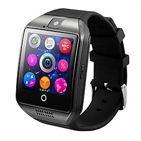 q18 gebogenen Bildschirm Smartphone Uhr Kassette eingefuhrt NFC-Unterstutzung android apple ios Plattform
