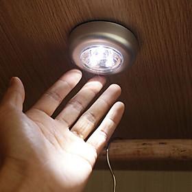 3 Светодиодный сенсорный свет лампы три света погладить pights аварийное освеще