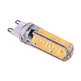 YWXLight Dimmable G9/E14/G4/BA15D 12W 80 SMD 5730 1200 LM Warm White / Cool White LED Bulb(110V/220V)
